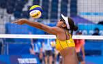 Às 21h desta sexta-feira (30), no horário de Brasília, as brasileirasAna Patrícia e Rebecca buscam uma vitória no vôlei de praia. A partida contra os Estados Unidos será decisiva para manter a dupla do Brasil na Olimpíada de Tóquio