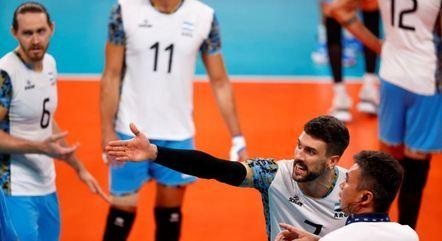 Argentina enfrenta o Brasil na final dos Jogos Olímpicos