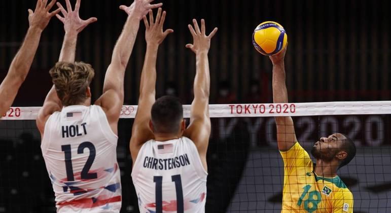 Brasil está perto de garantir vaga nas quartas de final