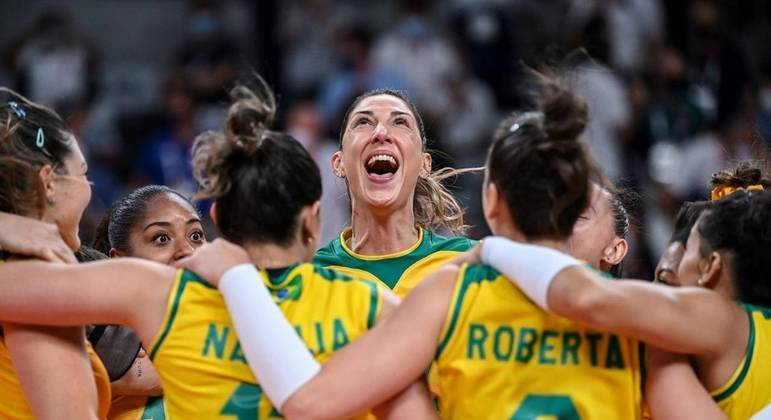 Vôlei feminino foi a maior supresa (positiva) da modalidade em Tóquio 2020