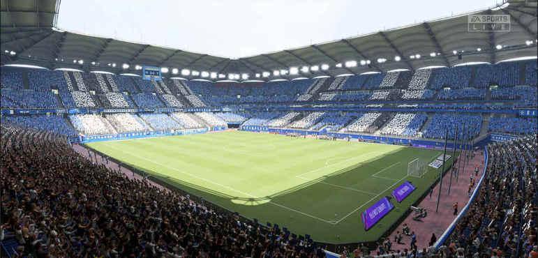 Volksparkstadion - Alemanha