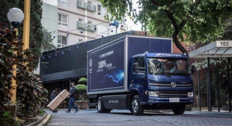 Já existe uma encomenda de 100 unidades de um projeto de 1.600 veículos para a AB InBEV, Coca-Cola Femsa e grupo JBS