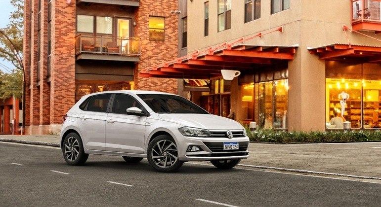 Linha 2022 do VW Polo tem preços a partir de R$ 66 mil