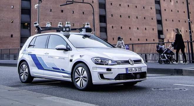Modelos utilizarão rede 5G para se locomover pela cidade