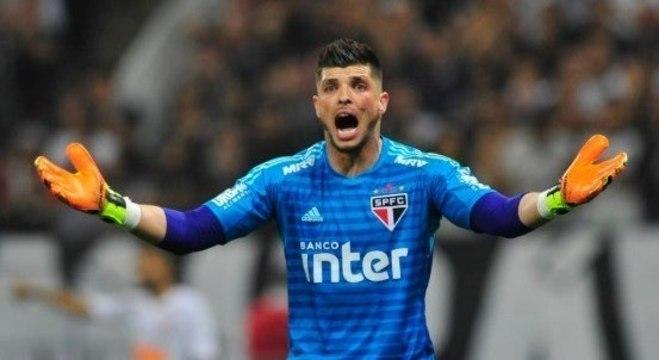Volpi assumiu a falha no gol de Marinho. Lance evitou que o São Paulo fosse líder