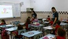 Rede municipal de BH tem 35% dos alunos nas aulas presenciais