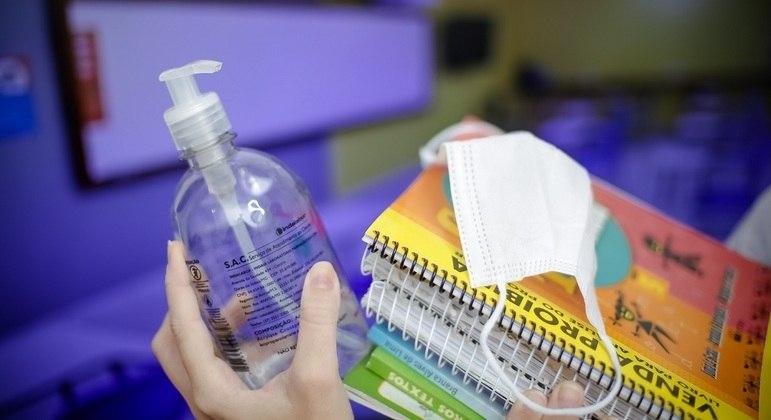 A prefeitura de São José dos Campos anunciou a retomada das aulas presenciais a partir da próxima segunda-feira (8), de forma escalonada