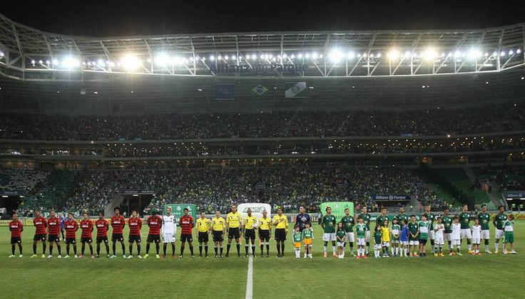 Volta para casa em 2014: Depois de quatro anos em obras, o Palmeiras, enfim, voltou para o seu estádio, um dos mais modernos do mundo. A estreia aconteceu em 19/11, na derrota para o Sport por 2 a 0, pelo Brasileirão.