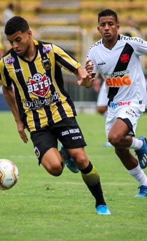 Vasco só empata em Volta Redonda
