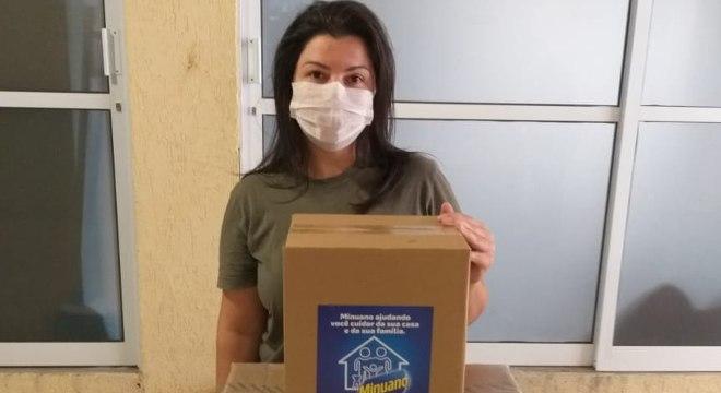 Nova fase da campanha de Voluntariado do Einstein prevê garantir a alimentação de 10 mil famílias durante a pandemia do novo coronavírus