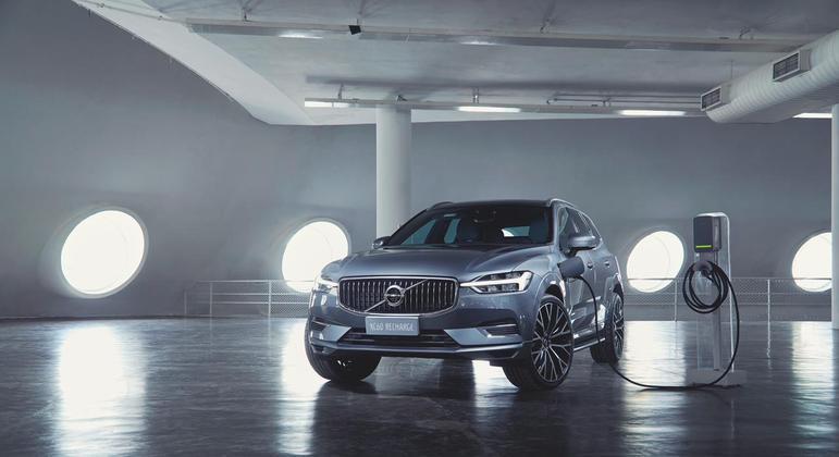 A Volvo lidera no acumulado do ano entre os SUVs com o XC90, XC60 e XC40, com 26,4% de share