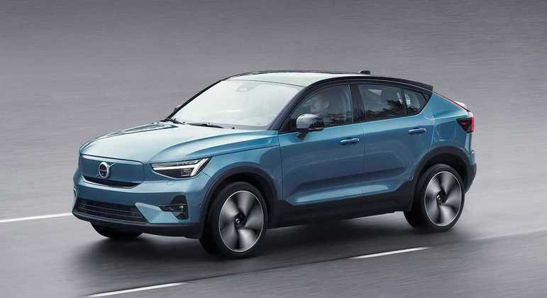 Volvo C40 passa a ser produzido na fábrica da marca de Ghent na Bélgica