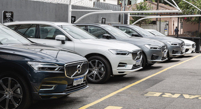 "Segundo a marca 100 unidades do portfólio integrará a frota do programa ""Volvo Lovers"""