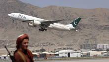 Cabul recebe 1º voo internacional desde retorno do Talibã