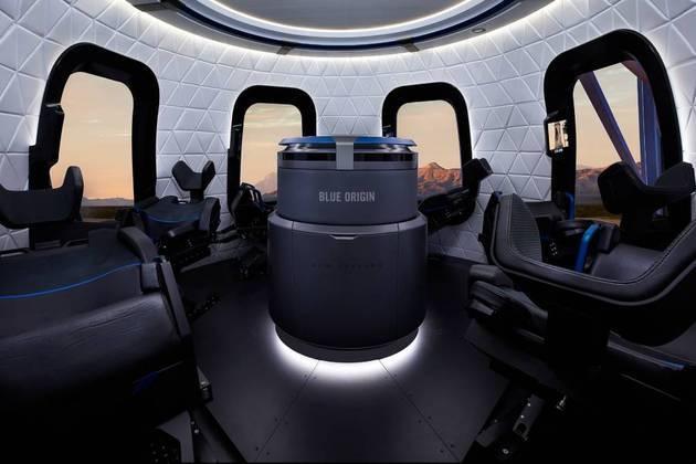 Veja curiosidades sobre o primeiro voo tripulado da Blue Origin - Fotos -  R7 Tecnologia e Ciência
