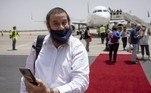 Em dezembro de 2020 aconteceu o primeiro voo direto entre Tel Aviv e Rabat, com funcionários do governo israelense