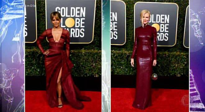 Público deveria escolher entre os looks de Halle Barry e Nicole Kidman