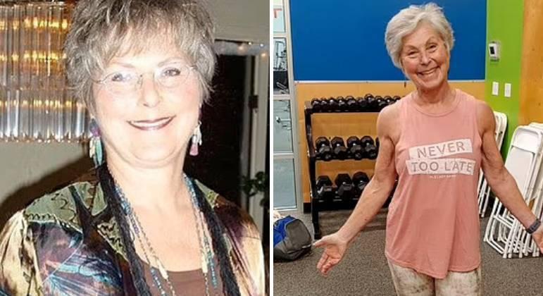 Mary começou a malhar aos 59 anos para perder o peso ganho durante o luto após a morte de sua mãe, em 2007. Daí em diante rapidamente se tornou viciada em levantamento de peso e agora passacerca de 20 horas por semana na academia