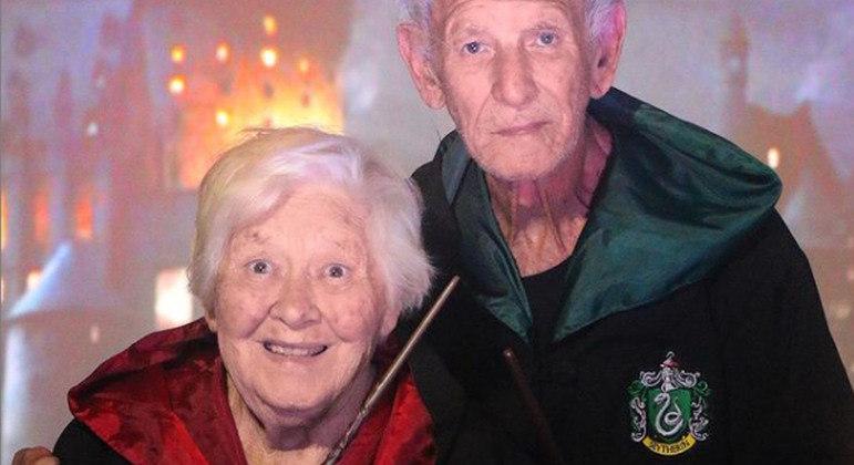 Casados há 67 anos, Nair e Nelson são o mais novo casal influenciador das redes