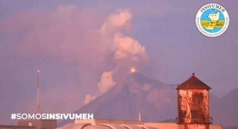 Vulcão de Fogo causou mortes em erupção três anos atrás