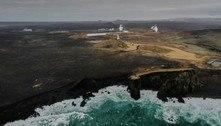 Área vulcânica adormecida por 800 anos intriga cientistasna Islândia