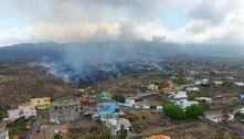 Vulcão Cumbre Vieja destruiu 320 construções e 154 hectares