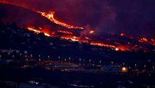 Lava do Cumbre Vieja atinge 686 edificações e cobre 258 hectares