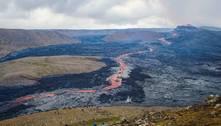 Islândia tem a erupção vulcânica mais longa desde 1960