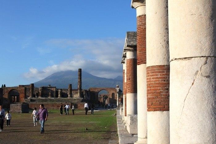 Ao longo da história, vulcões provocaram grandes tragédias