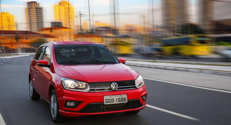 VW Gol fica na lista dos cinco modelos vendidos da Argentina