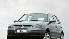 VW Gol e Fiat Palio dominaram o mercado de usados em março