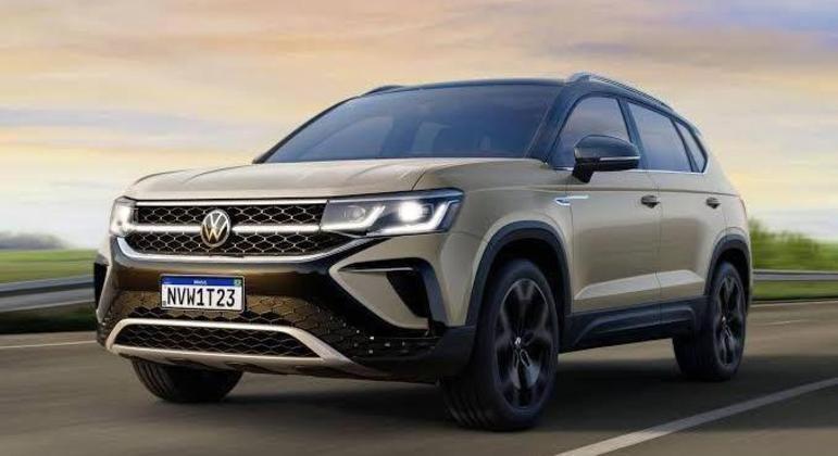 Entre as novidades para 2021 estão o Toyota Corolla Cross e o Volkswagen Taos.