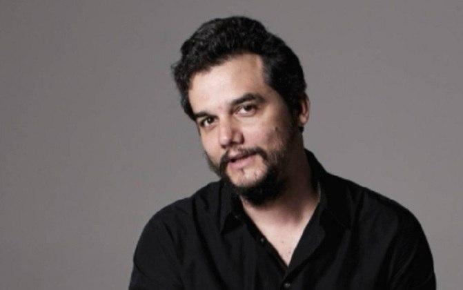 Wagner Moura - Ator -Time que torce: Vitória