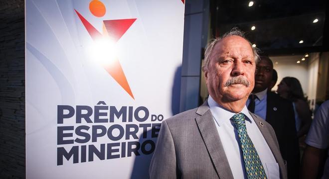 Wagner Pires  chegou a ganhar prêmios como administrador do Cruzeiro