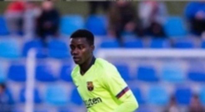 Wagué - Barcelona B x Ejea