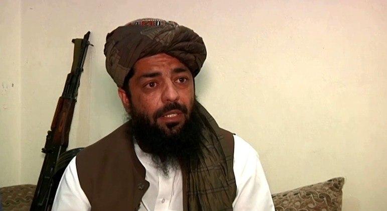 Waheedullah Hashimi é um dos principais comandantes do grupo radical Talibã