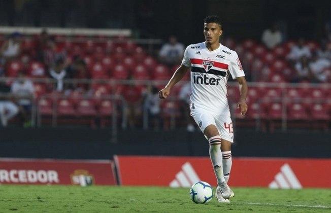 Walce - O zagueiro de 22 anos tem quatro jogos desde que subiu ao profissional, mas convive com lesões. Seu vínculo com o Tricolor, de acordo com o Transfermarkt, é até dezembro de 2022.