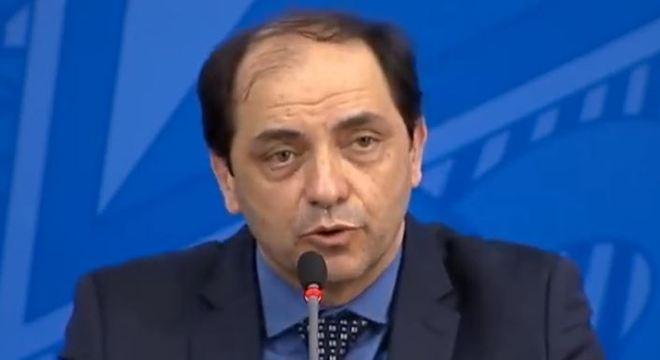 Secretário especial de Fazenda do Ministério da Economia, Waldery Rodrigues