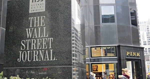 China revoga licença de jornalistas do 'The Wall Street Journal'
