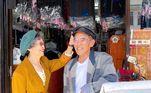 Cheios de carisma,Wan-Ji e Sho-Er se divertem durante os ensaios