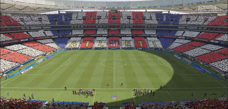 Wanda Metropolitano - Espanha