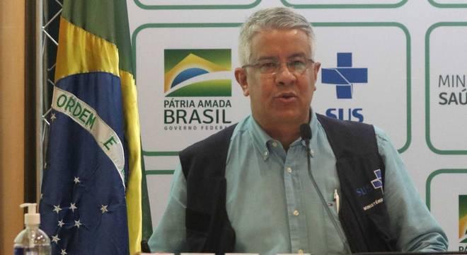 Secretário de Vigilância em Saúde diz que cloroquina pode ter efeitos nocivos