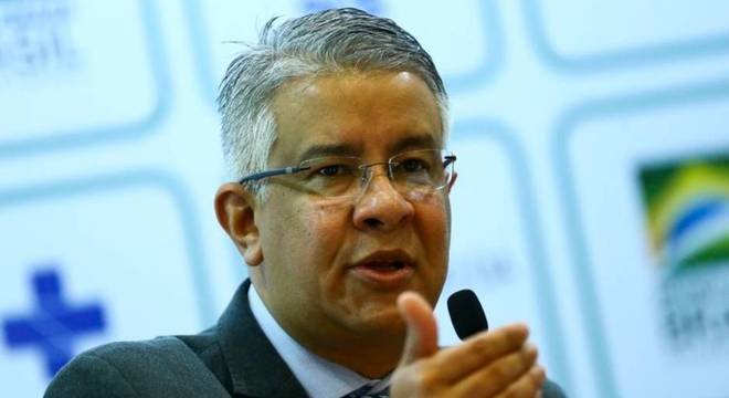 Wanderson Oliveira trabalhou com os ministros Mandetta e Nelson Teich