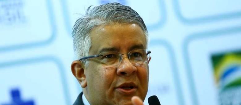 Wanderson Oliveira padronizou resposta nacional à Covid-19 na gestão Mandetta.