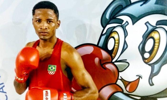 Boxe (7 vagas)Wanderson Oliveira