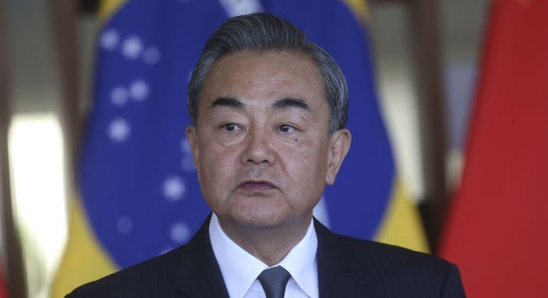 Declaração foi feita em conversa com ministro das Relações Exteriores do Brasil