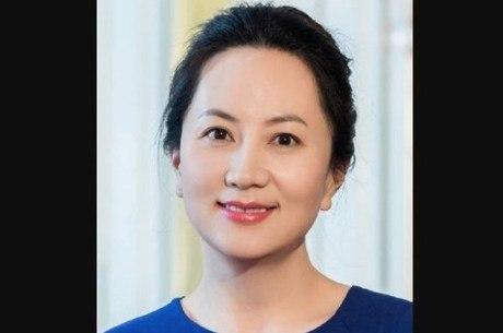 Meng Wanzhou, diretora financeira e filha do fundador da Huawei