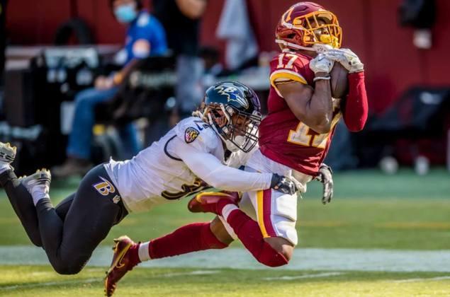 Washington precisa de melhores apresentações de Dwayne Haskins e da linha ofensiva na NFL.