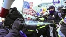 Sindicato diz que cerca de 140 policiais foram feridos no Capitólio