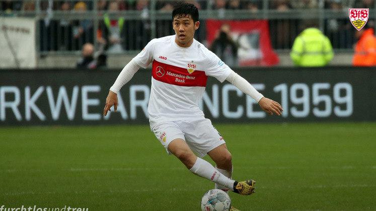 Wataru Endo - Clube: Stuttgart - Seleção: Japão - Posição: Volante - Idade: 28 anos - Valor segundo o Transfermarkt: 10 milhões de euros (aproximadamente R$ 60,45 milhões)